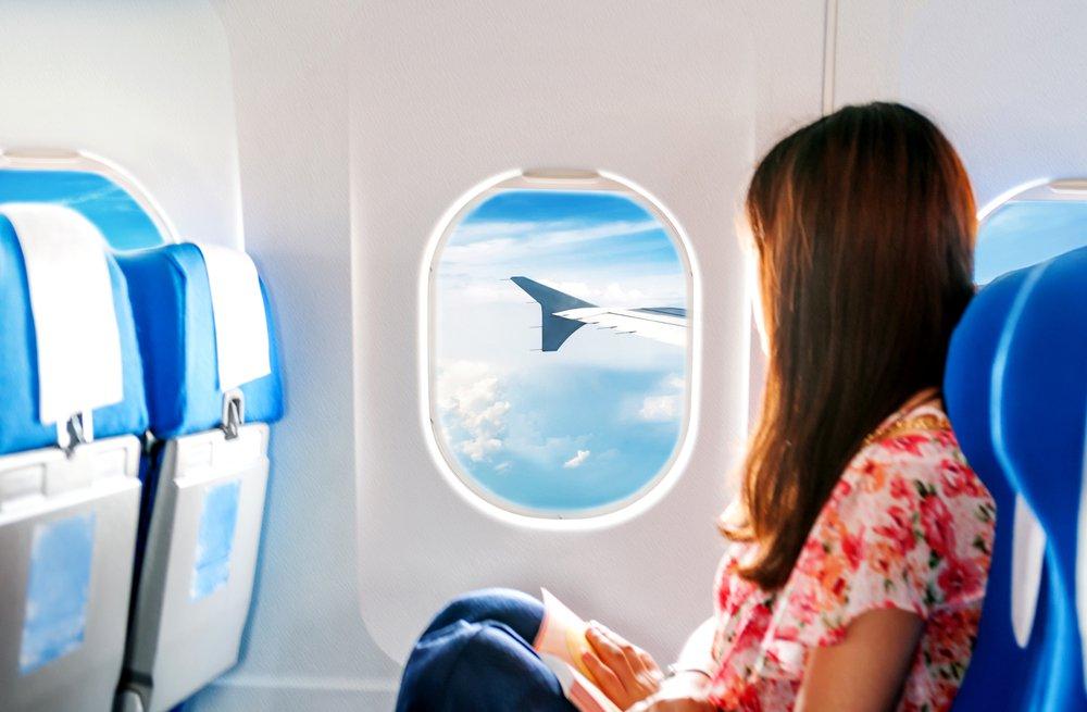 Hamilelikte Uçakla Gezi Edilir Mi? Hamilelikte Ucakla Seyahat Edilir Mi 5Fc31642Bb0B1