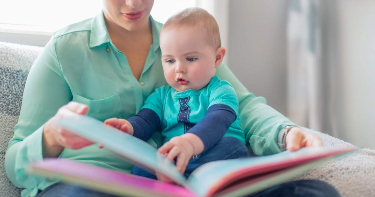Bebeklere Kitap Okumanın Yararları Bebeklere Kitap Okumanin Faydalari 5Fdc24065597D